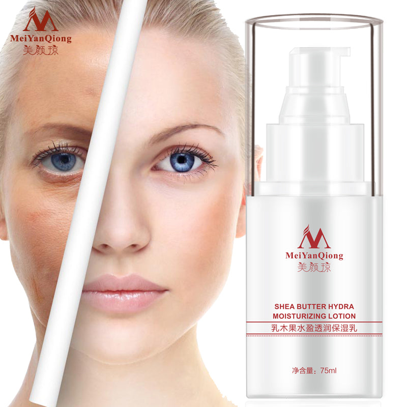 Korean Cosmetic Secret Skin Care Face Emulsion Shea Butter Hydra Moisturizing Lotion Anti-Aging Whitening Beauty Hyaluronic Acid