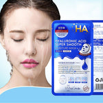 2018 Whitening Anti-aging Mask for the Face Skin Care Facial Mask Hyaluronic Acid Moisturizing Face Mask Korean Cosmetics Tools