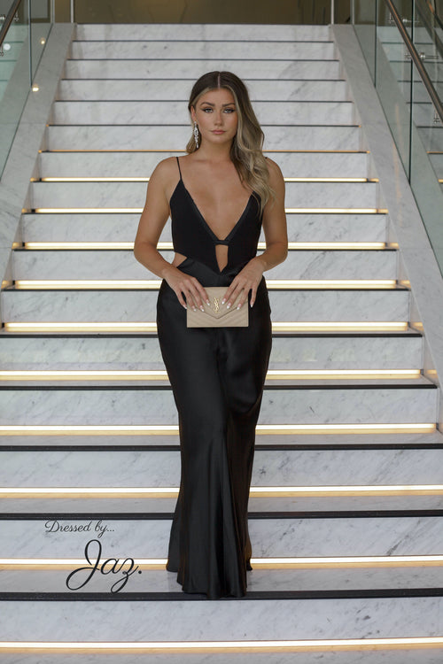 Seraphine Cut Out Gown