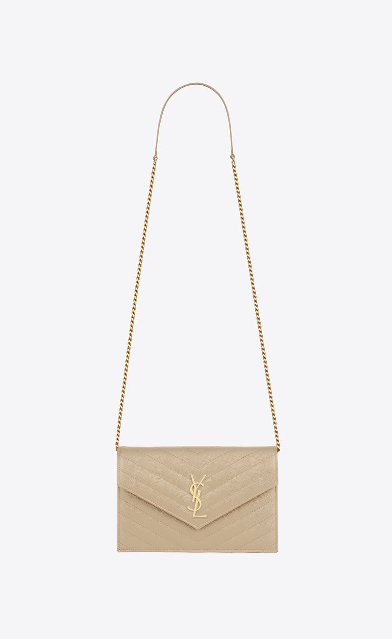 Envelope Chain Clutch