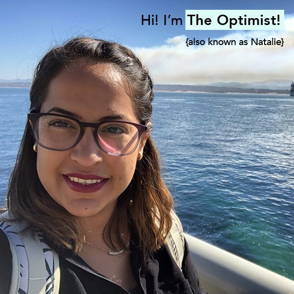 Hi, I'm The Optimist!
