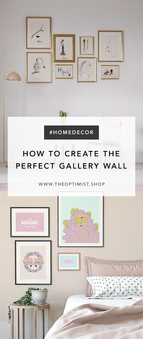 Perfect gallery wall - Find your style