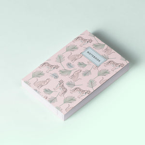 Notebook / Tigers Pattern-The Optimist