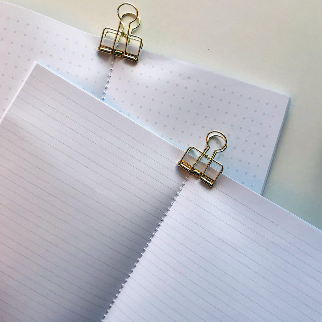 Stitched Notebook / Sunshine In My Pocket - The Optimist Shop