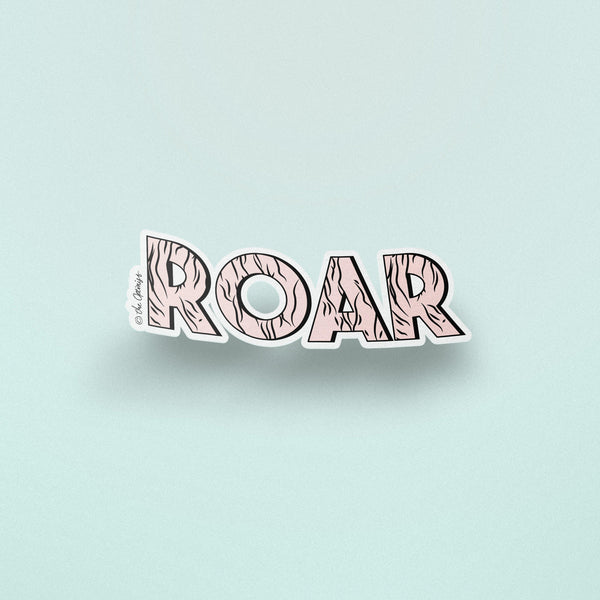 Stickers / ROAR