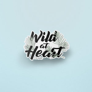 The Optimist Shop - Stickers / Wild At Heart - Stickers