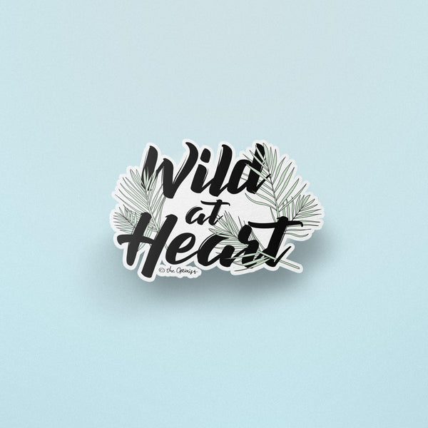 Stickers / Wild At Heart