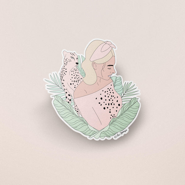 Stickers / Animal Instinct - Cheetah