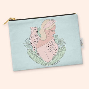 Carry-All Pouch / Animal Instinct - Cheetah-Carry-All Pouch-The Optimist