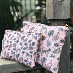 Carry-All Pouch / Savanna-Carry-All Pouch-The Optimist