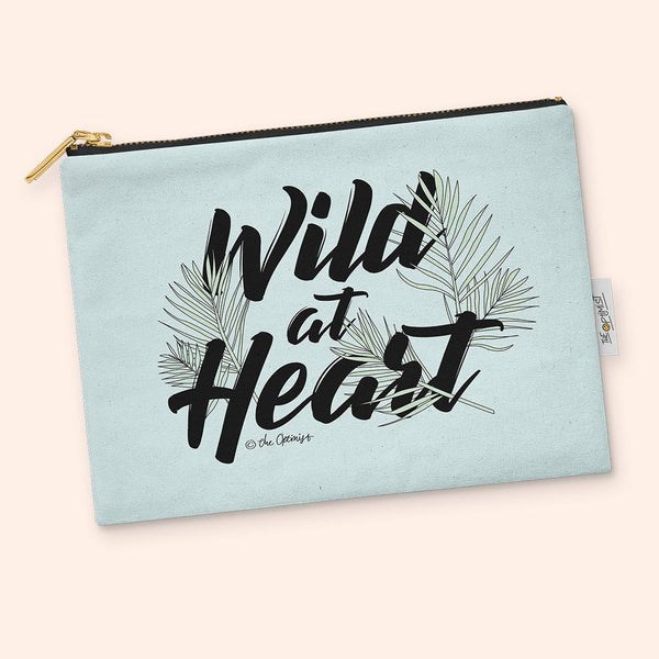 Carry-All Pouch / Wild At Heart