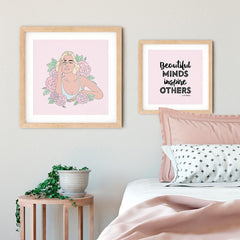 Giclée Art Print / Beautiful Soul-Art Print-The Optimist