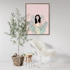 Giclée Art Print / Queen Of The Jungle-Art Print-The Optimist