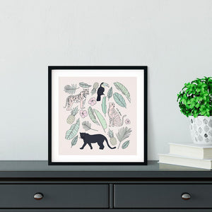 Giclée Art Print / Wild Thing-Art Print-The Optimist