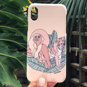 Phone Case / Animal Instinct - Tiger-Phone Cases-The Optimist