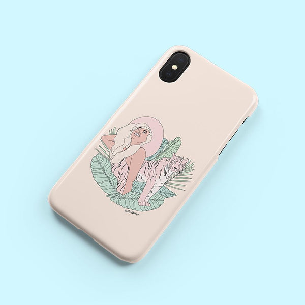 Phone Case / Animal Instinct - Tiger