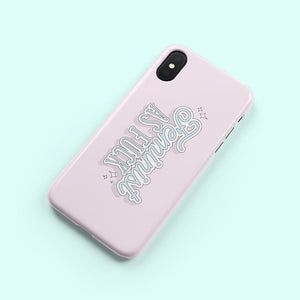 Phone Case / Feminist As F***-Phone Cases-The Optimist