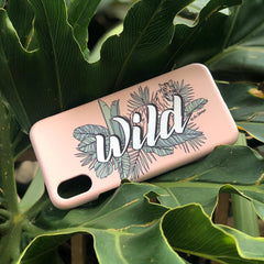 Phone Case / WILD-Phone Cases-The Optimist