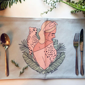 Placemat / Animal Instinct-Placemat-The Optimist