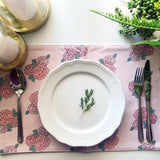 Placemat / Roses-Placemat-The Optimist