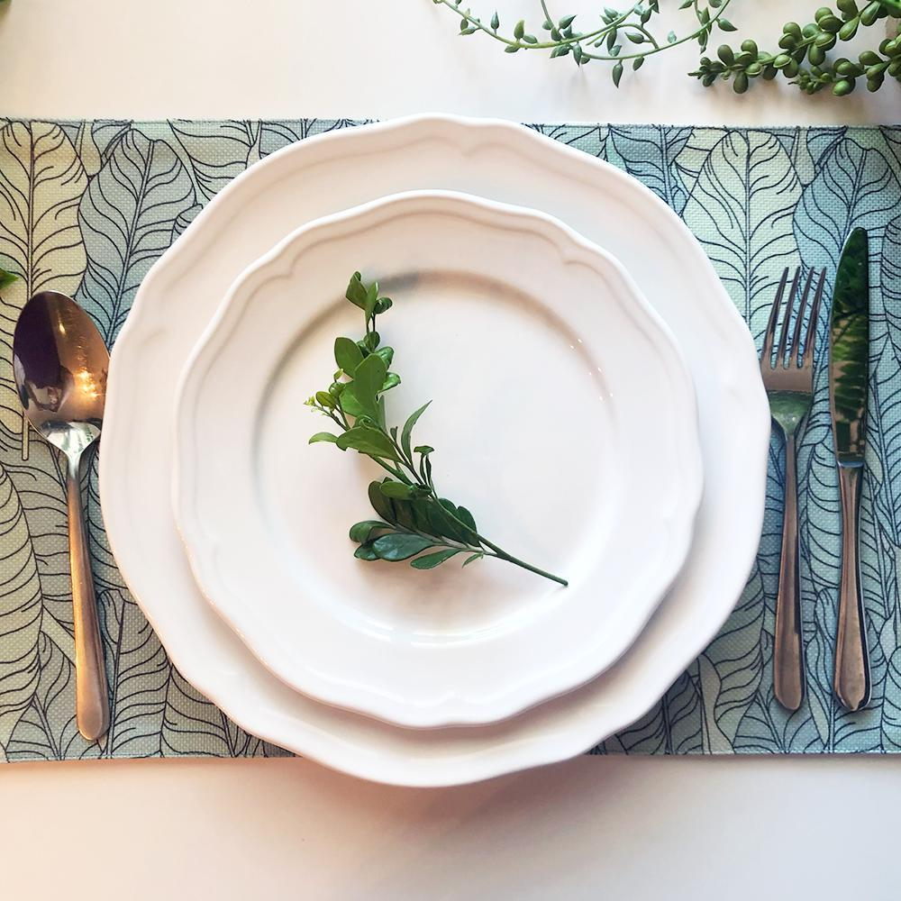 Placemat / Wild Leaves-Placemat-The Optimist