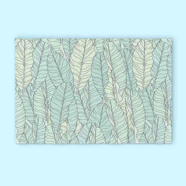 Placemat / Wild Leaves