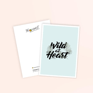 Postcards / Wild At Heart-Postcard-The Optimist