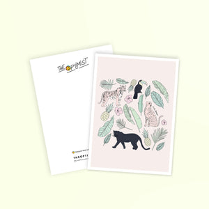 Postcards / Wild Thing-Postcard-The Optimist