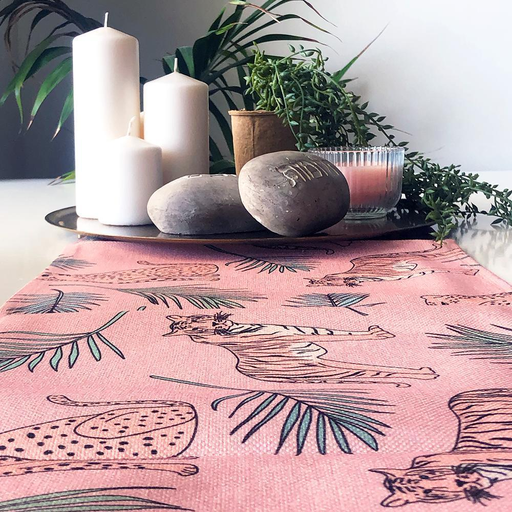 Table Runner / Savanna-Table Runner-The Optimist