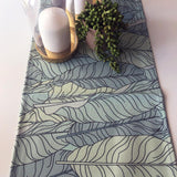Table Runner / Wild Leaves-Table Runner-The Optimist