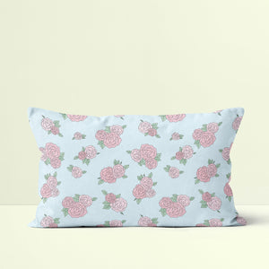 Throw Pillow / La Vie En Rose-Throw Pillow-The Optimist
