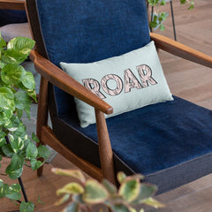 Throw Pillow / ROAR-Throw Pillow-The Optimist