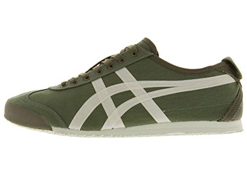 new products 1188e b9b3c Onitsuka Tiger Unisex Mexico 66 Olive Green/Cream