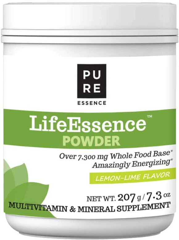 Pure Essence Labs LifeEssence Multivitamin Powder for Women and Men | 207 g