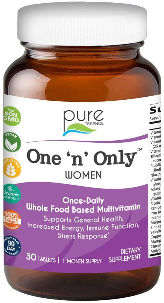 One N Only Multivitamin for Women by Pure Essence | 30 Tablets