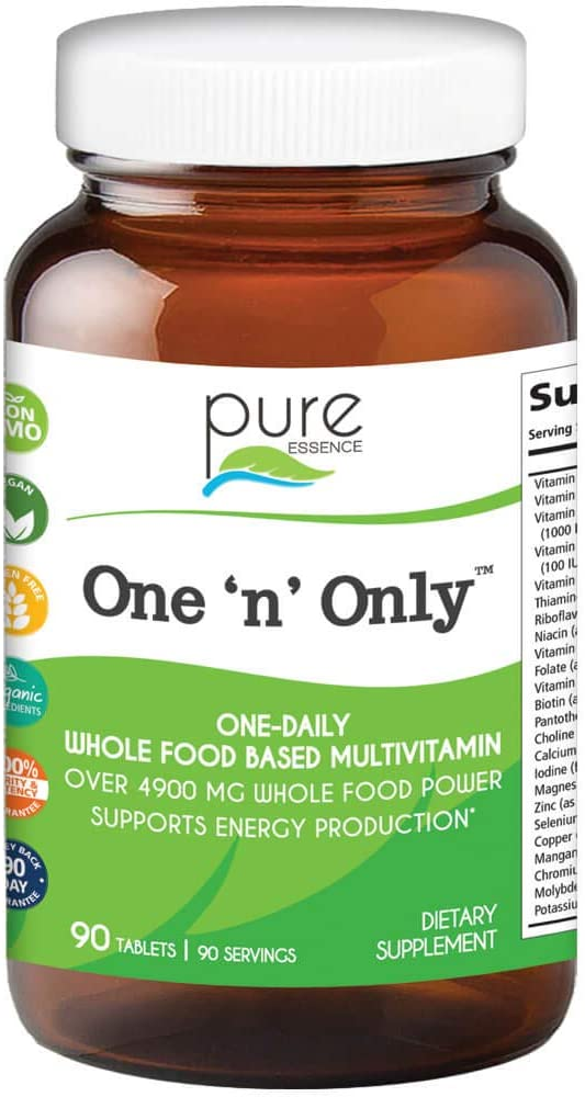 Pure Essence One 'N' Only |Superior Tonic Multiple | 90 Tablets