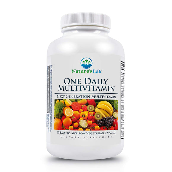 Nature's Lab One Daily Multivitamin, 60 Count