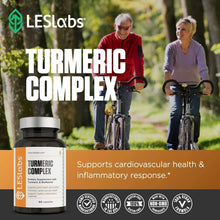 Load image into Gallery viewer, Turmeric Curcumin - Joint Support Supplement for Mobility, Cardiovascular Health & Inflammatory Response with BioPerine & 95% Curcuminoids Extract, 700mg, 60 Capsules