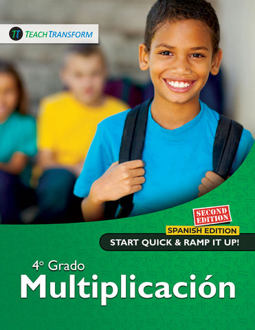4th Grade Multiplication (Spanish)