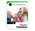 4th Grade Master Fractions (Print)