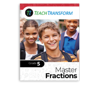 5th Grade Master Fractions (Print)