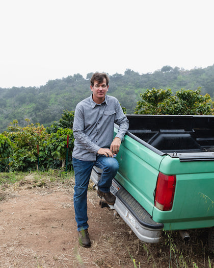 Sustainable Coffee Farming, Right Here in California