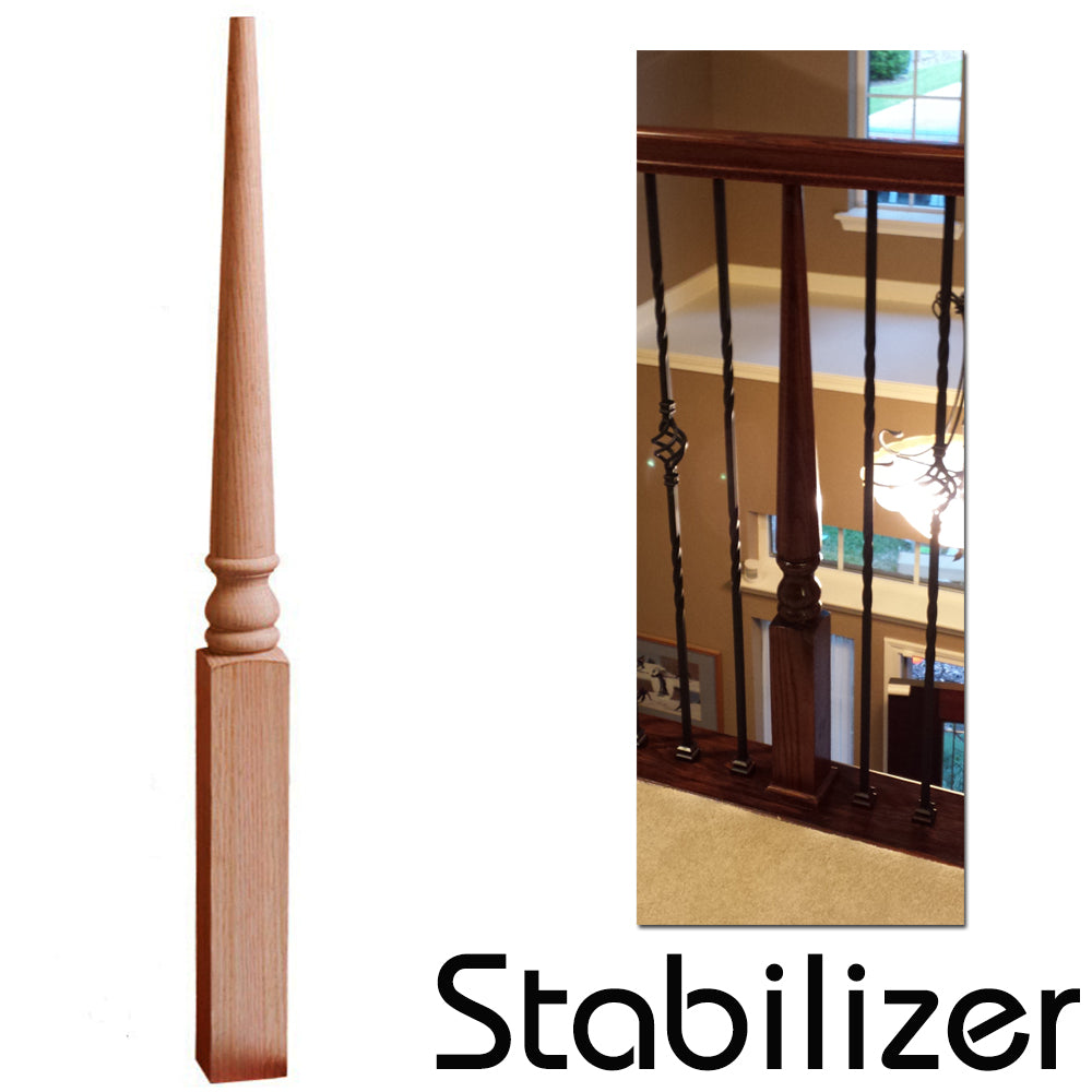 4010SP Stair Stabilizer Post
