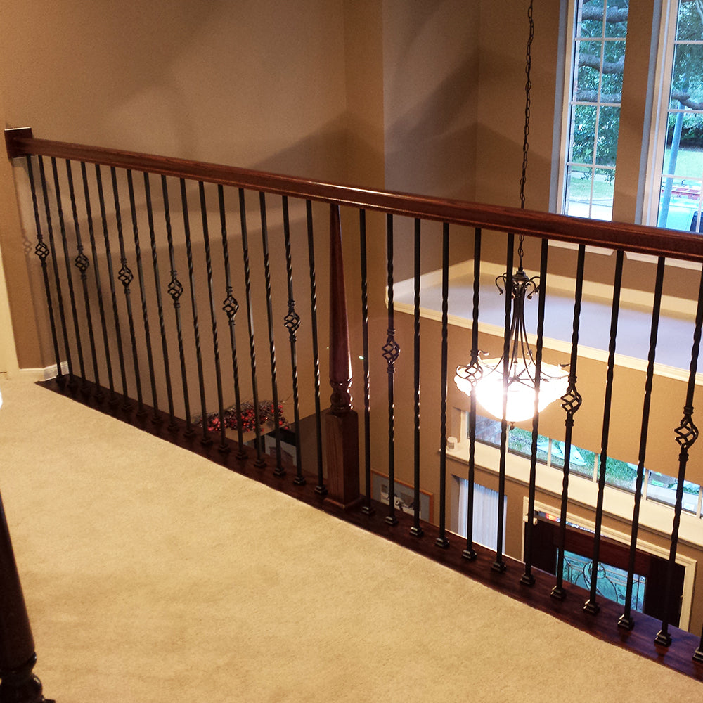 Stair Stabilizer Newel Post