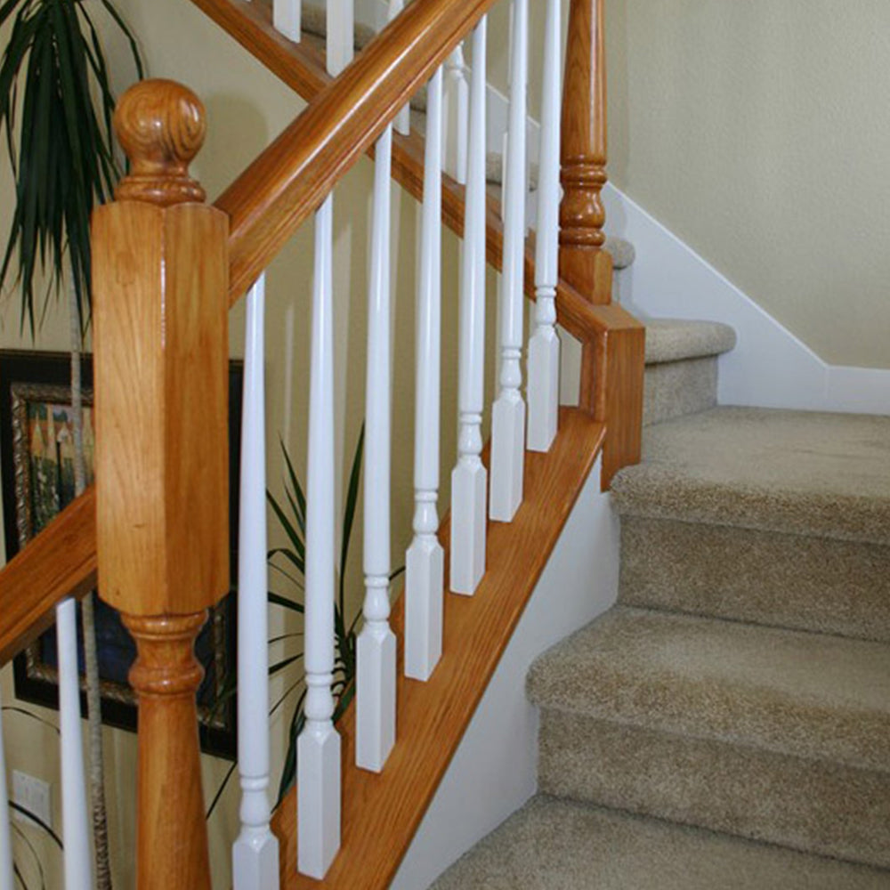 41 inches Stair Wood Baluster