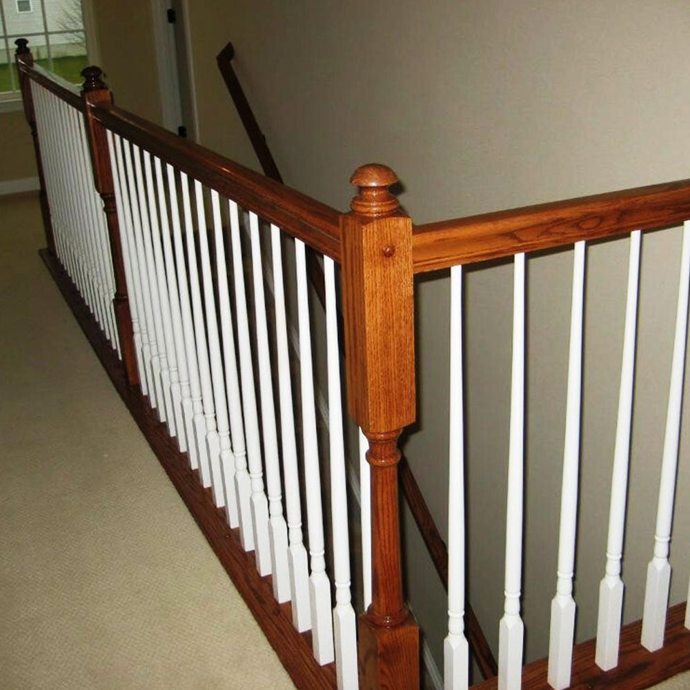 5015 Cheap Wood Baluster 39 inches