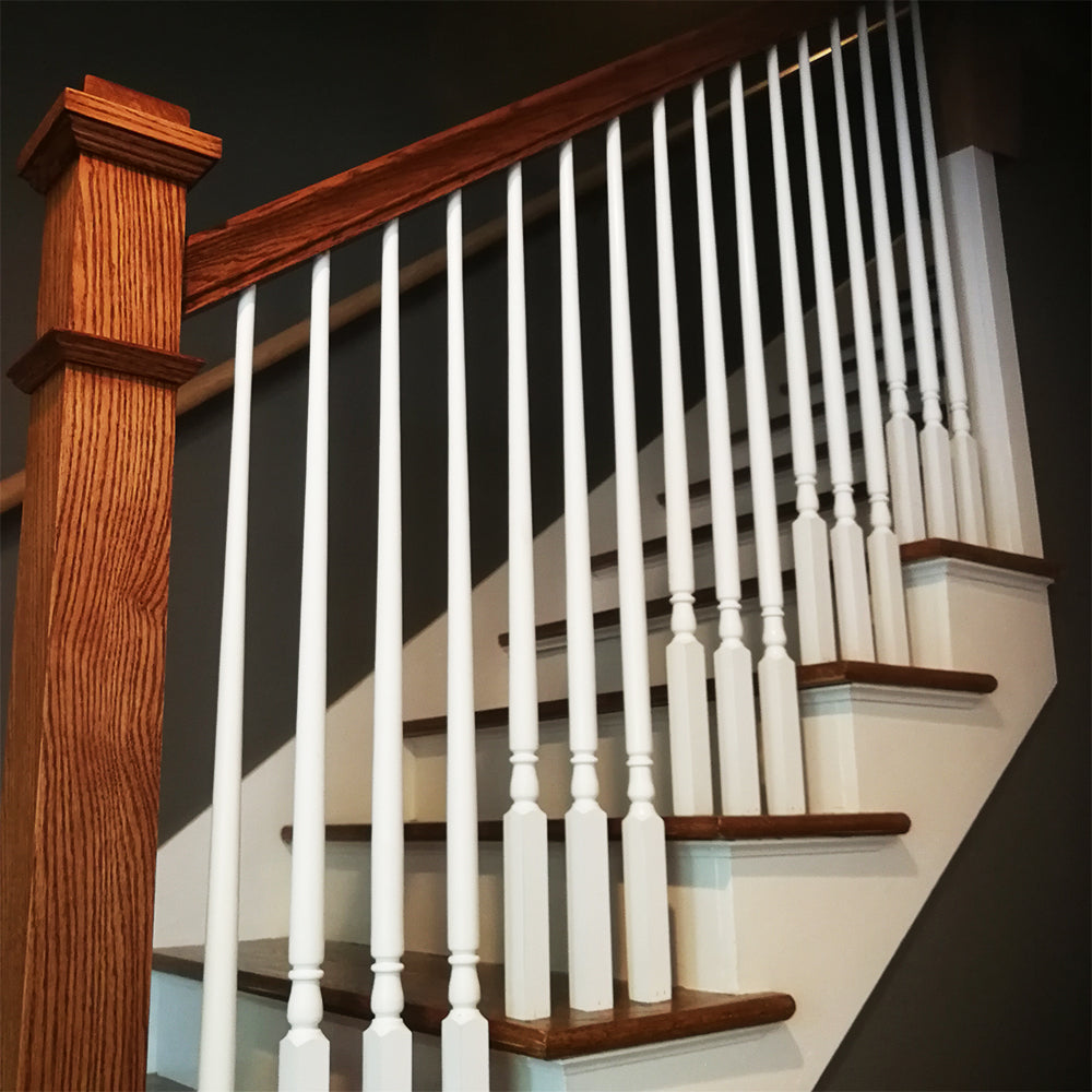 5015 41 inches Affordable Wood Baluster