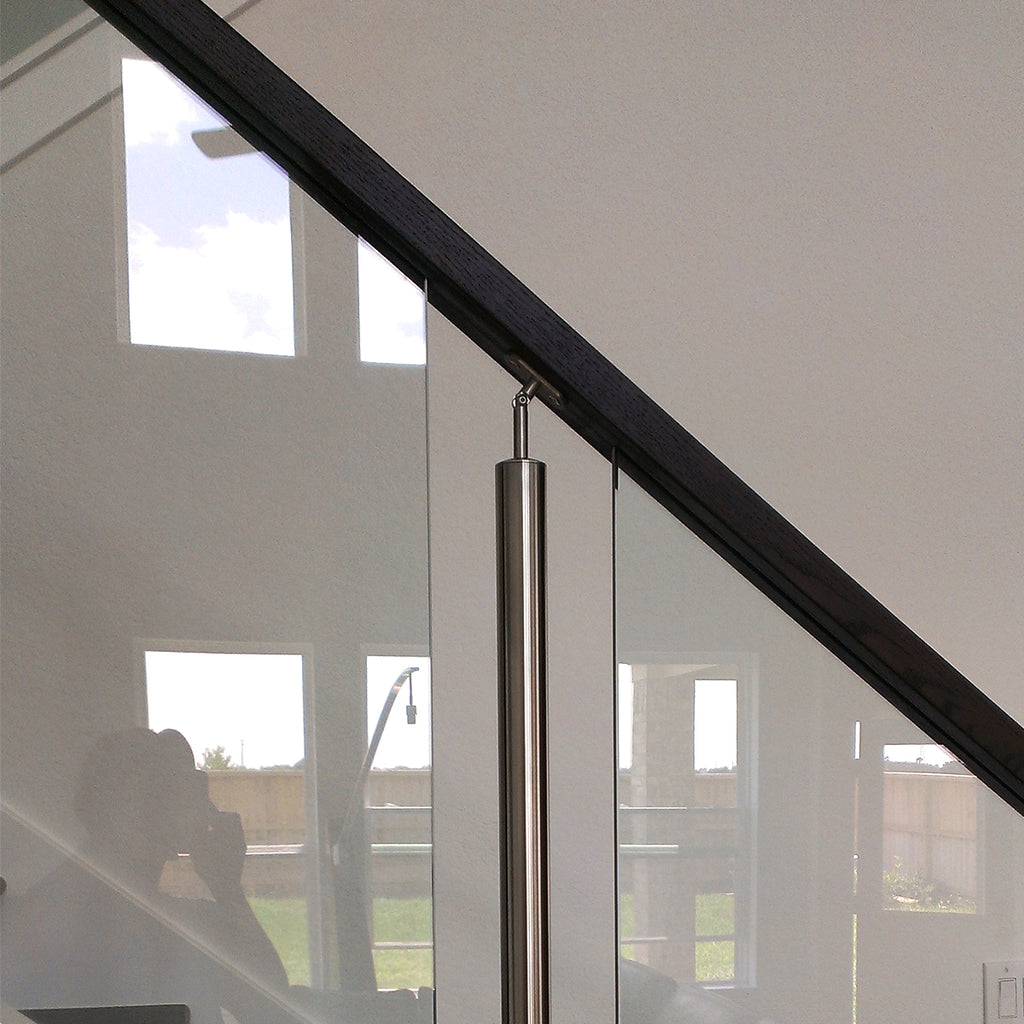 6002 Contemporary Rectangular Stair Railing