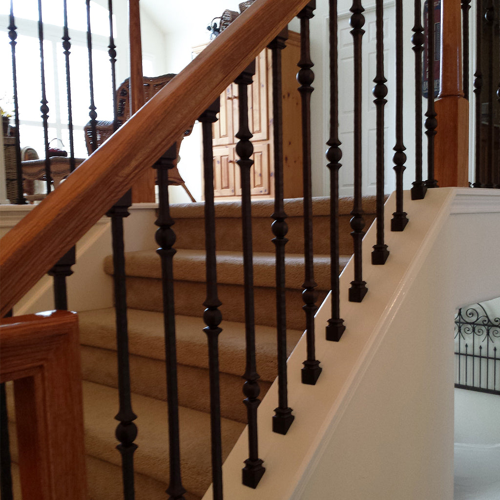 Cheap Iron Baluster Shoes