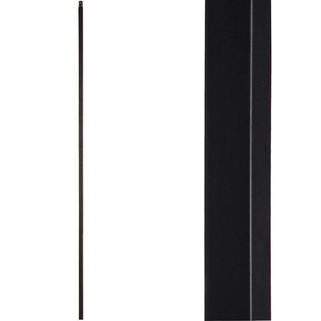 Affordable Plain Square Bar Iron Baluster